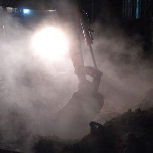 фото Жители Бологое из-за прорыва остались без отопления и горячей воды