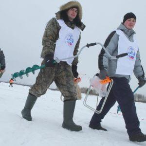 """фото В Конаковском районе пройдет фестиваль """"Народная рыбалка"""""""