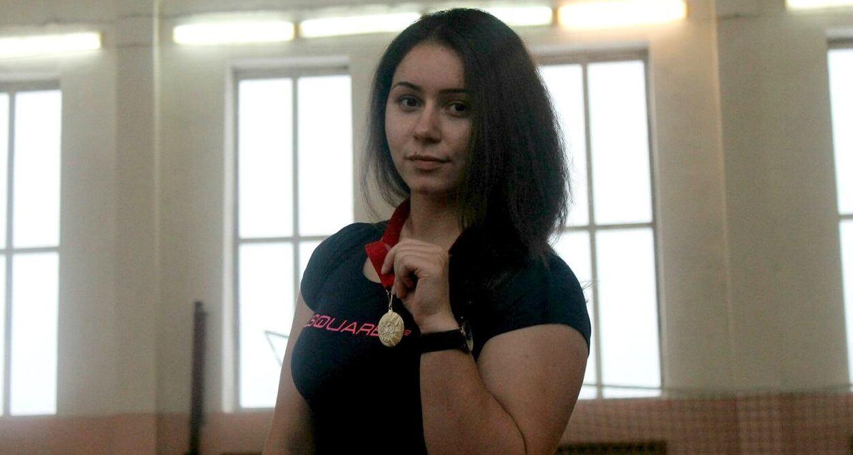 Тверская спортсменка - призерка первенства России по армрестлингу