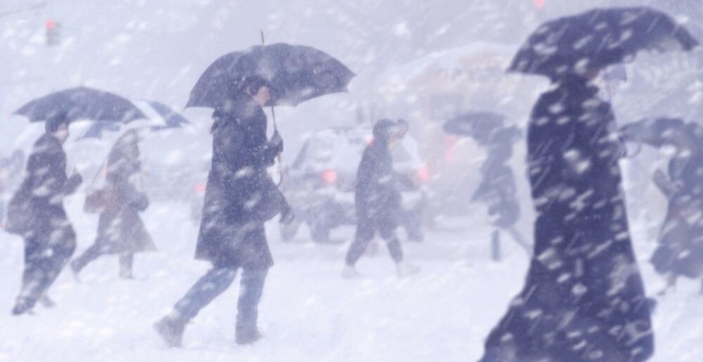 Жителей Тверской области предупреждают о сильном снегопаде