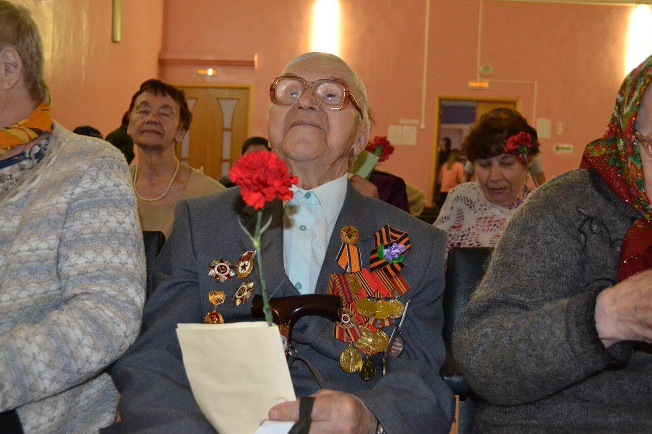 Лихославльские волонтеры поздравят ветеранов с Днем защитника отечества