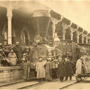 """фото Железная дорога """"Санкт-Петербург - Москва"""" отмечает 175-летие с момента подписания указа о строительстве"""