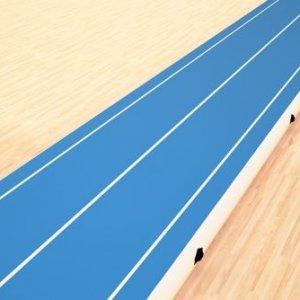 фото В Торжке прошло прошло первенство области по прыжкам на акробатической дорожке