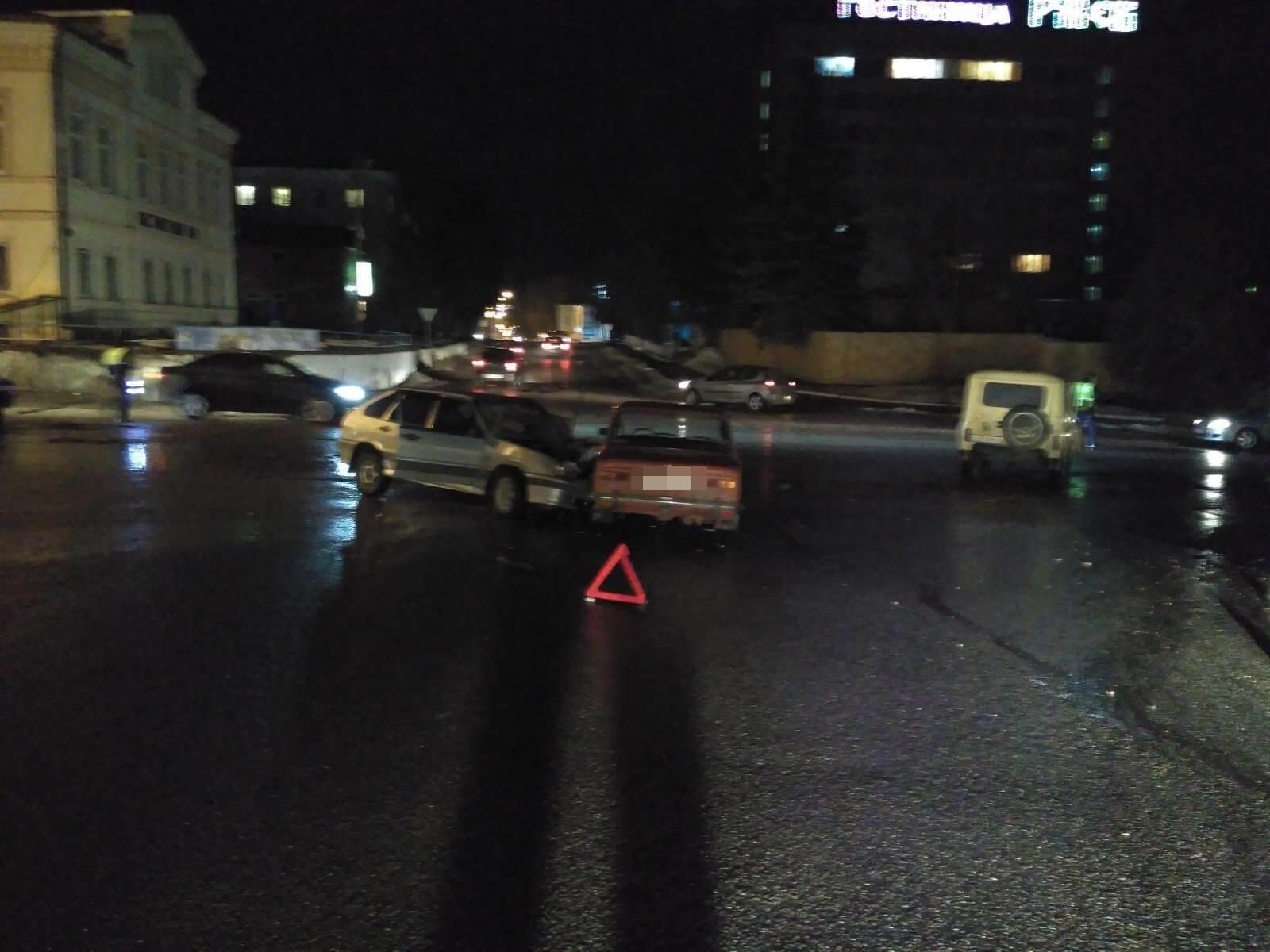 В Тверской области за 3 дня в 11 ДТП 3 человека погибли и 14 человек пострадали