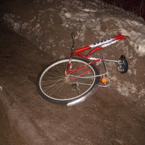 фото В Твери сбили велосипедиста