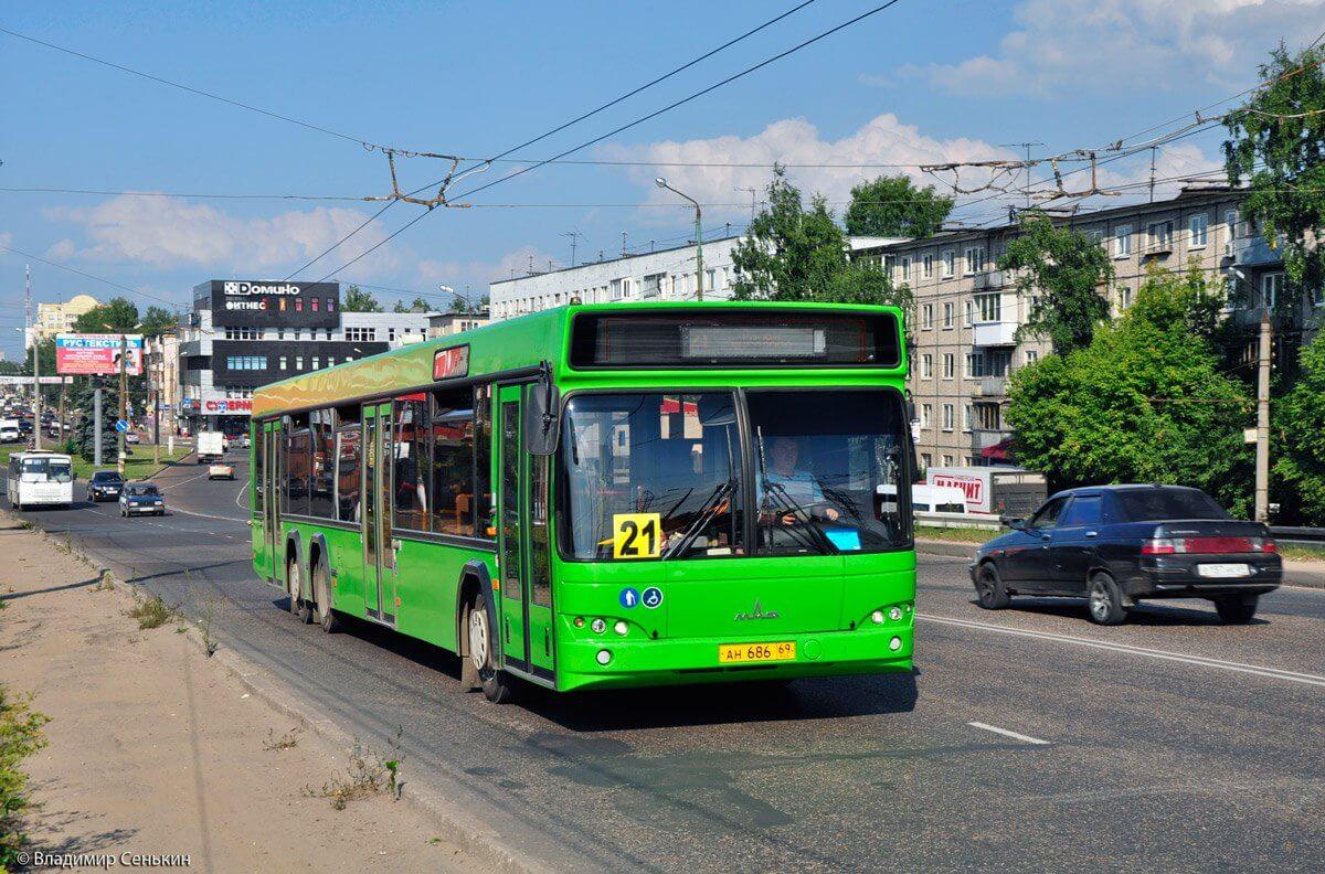 Тверской транспорт ждут перемены