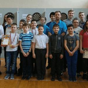 фото В Калининском районе прошел межмуниципальный турнир по дартсу