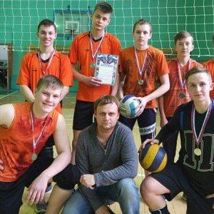 фото В Калининском районе прошло первенство по волейболу