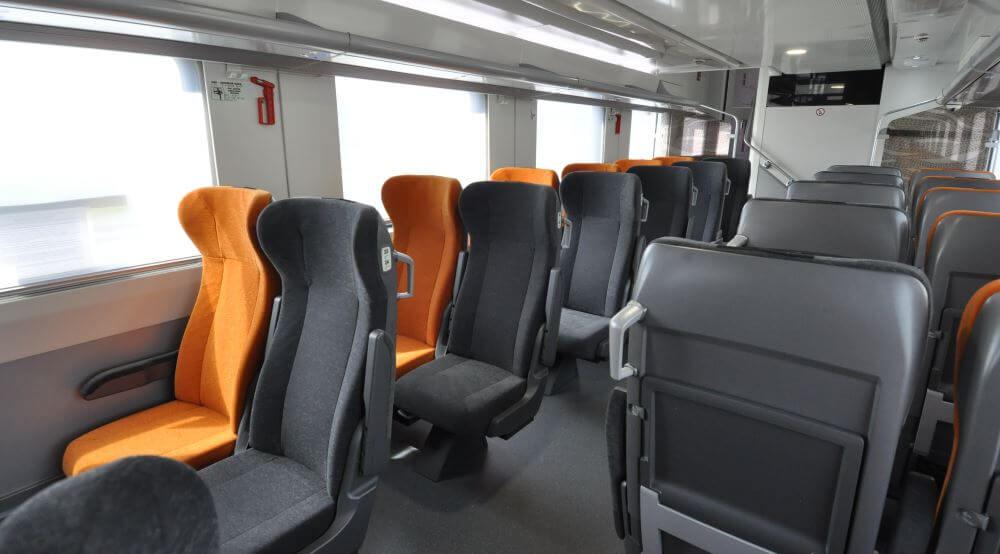 В Топ-10 поездов с наивысшим рейтингом вошли 8 составов с тверскими вагонами