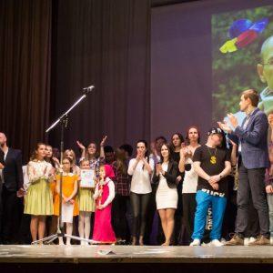 фото В Твери прошел благотворительный фестиваль КВН имени Андрея Солина
