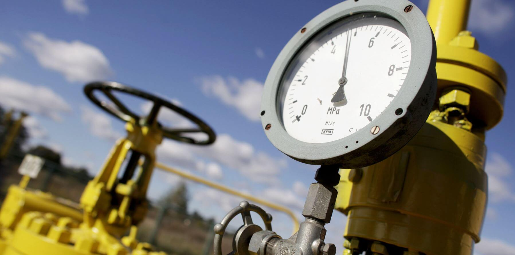 В Андреапольском районе построят газопровод протяженностью почти 20 км