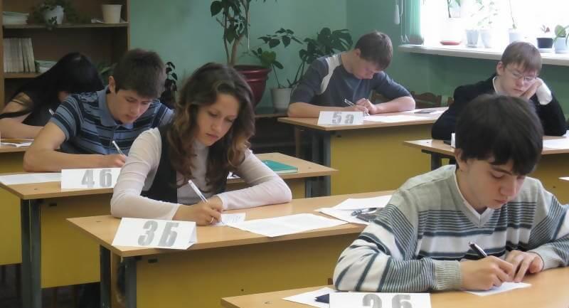 В 2017 году в Тверской области ГИА будут сдавать более 11 тысяч школьников