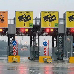 фото В связи с ремонтом мостов в Вышнем Волочке водителям предлагают ехать через платную трассу М-11