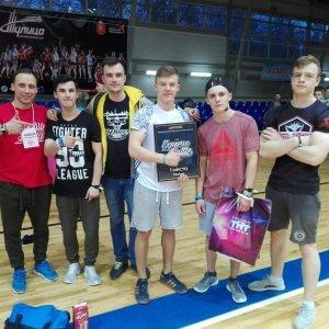 фото Тверские воркаутеры одержали победу на фестивале альтернативного спорта в Туле