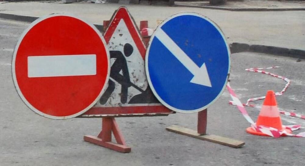 На ряде участков скоростных дорог скорректирован скоростной режим из-за ремонтов