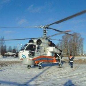 фото Санитарный вертолет в Тверской области будет вылетать на вызовы чаще