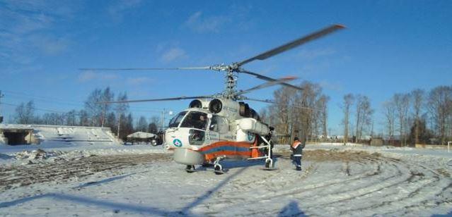 Санитарный вертолет в Тверской области будет вылетать на вызовы чаще