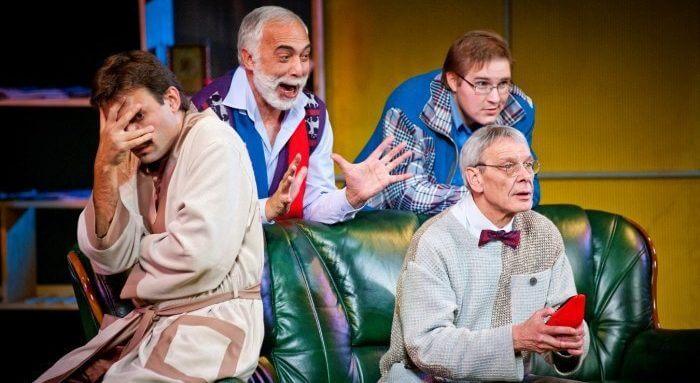 Тверской театр драмы приглашает на спектакли