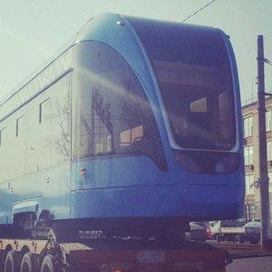 фото 300 трамваев, созданных на базе ТВЗ, пополнят парк транспорта Москвы