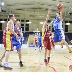 фото Ржевские баскетболисты стали первыми в финале Чемпионата ЦФО