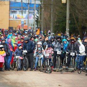фото В Твери открыли велосезон
