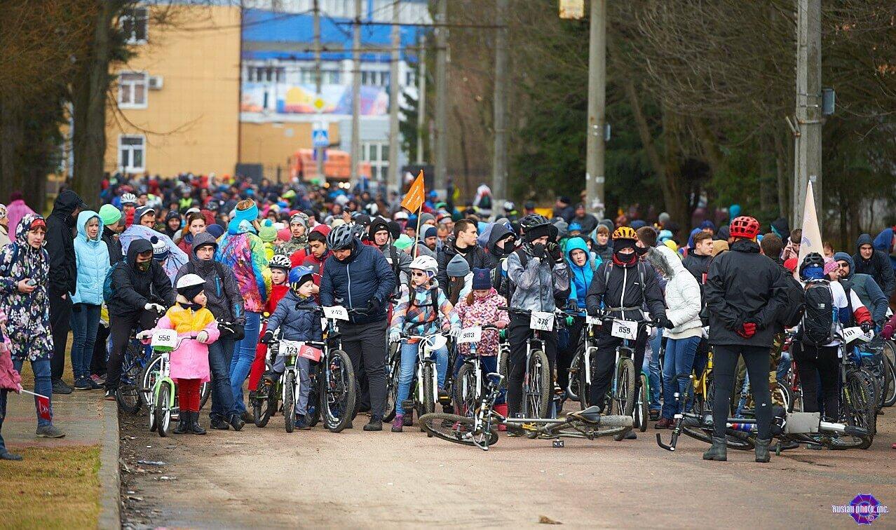 В Твери открыли велосезон