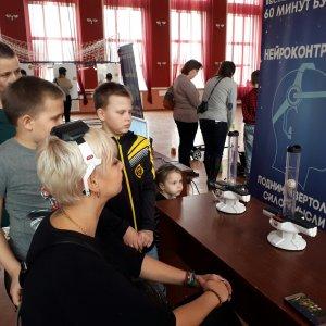 """фото В Тверь приезжает долгожданная выставка современных гаджетов """"60 минут будущего"""""""