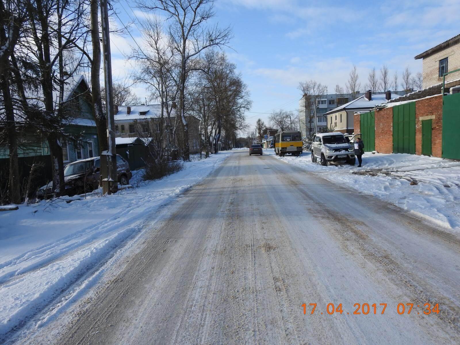17 апреля на территории Тверской области в 4 ДТП 1 человек погиб и трое пострадали