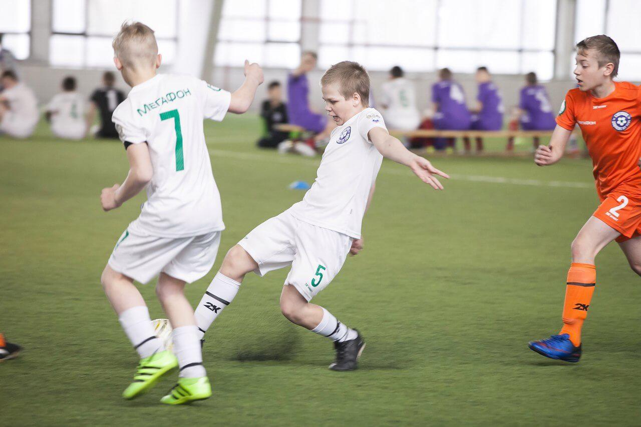 На финал чемпионата по футболу «Будущее зависит от тебя» в Сочи едут ребята из Смоленской и Тверской областей