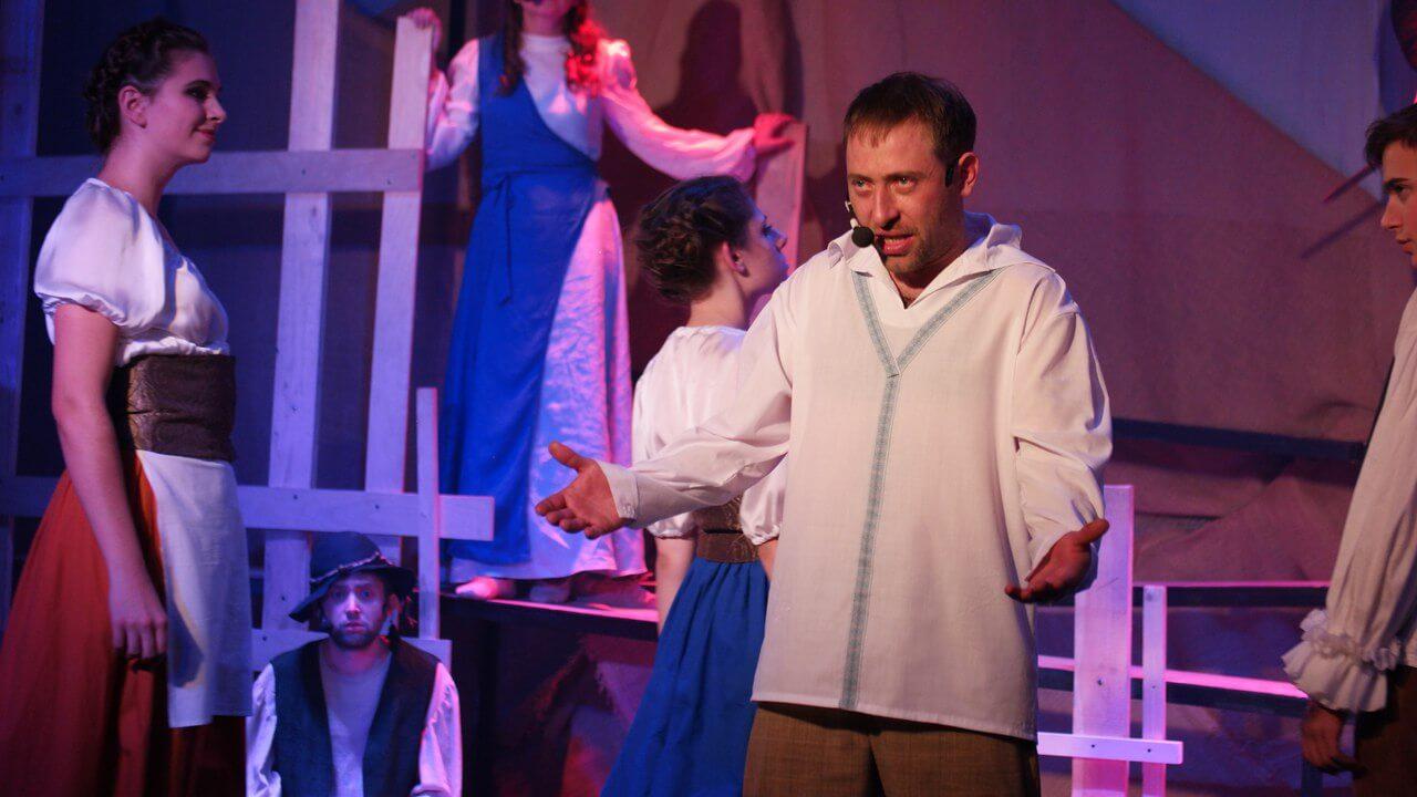 """Театр-студия """"Премьер"""" приглашает на мюзикл """"История Мартена Герра"""""""