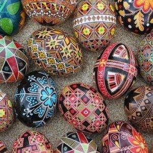 фото В Твери пройдет мастер-класс по росписи пасхальных яиц