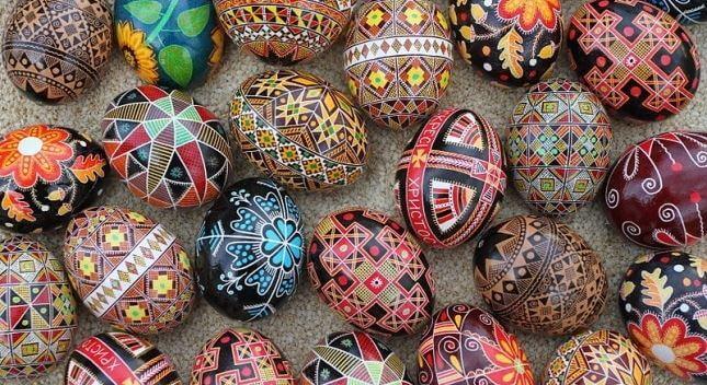 В Твери пройдет мастер-класс по росписи пасхальных яиц