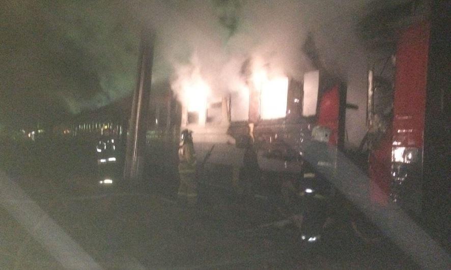 Мужчина умер всгоревшем вагоне поезда Кимры
