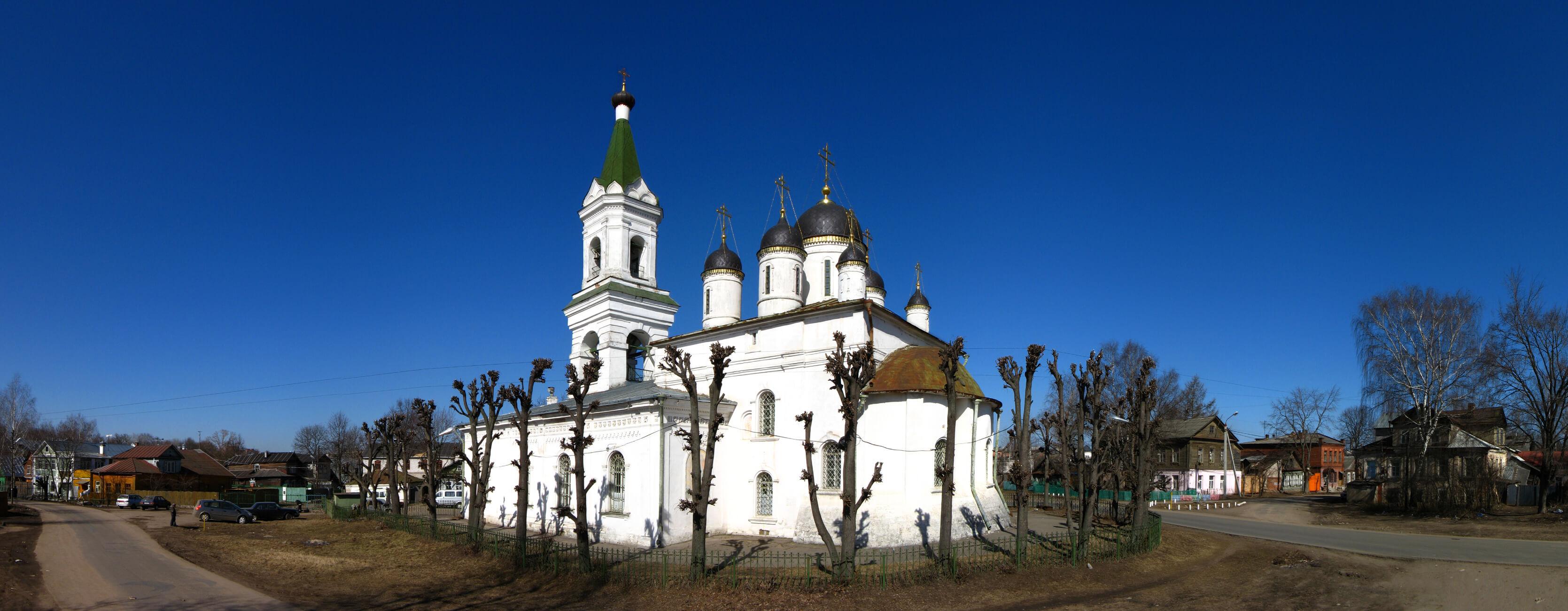 В настоящее время в Едином государственном реестре недвижимости содержится информация о 87 объектах культурного наследия Тверской области