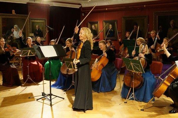 """Тверская филармония приглашает на концерт """"Вивальди-оркестра"""""""