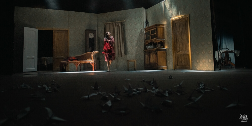 Тверской театр драмы подготовил для театралов акцию к 9 мая