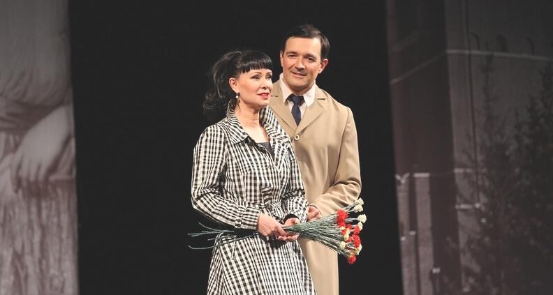 На тверской сцене выступят Нонна Гришаева и Егор Бероев
