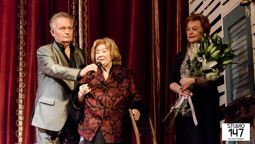 В Театре драмы состоялось закрытие театрального сезона