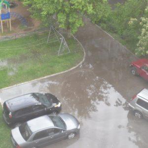 фото Дождливая погода в Тверской области продолжится до конца недели