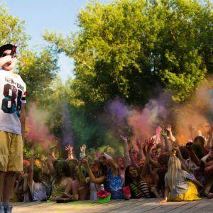 фото В Твери пройдет Фестиваль красок