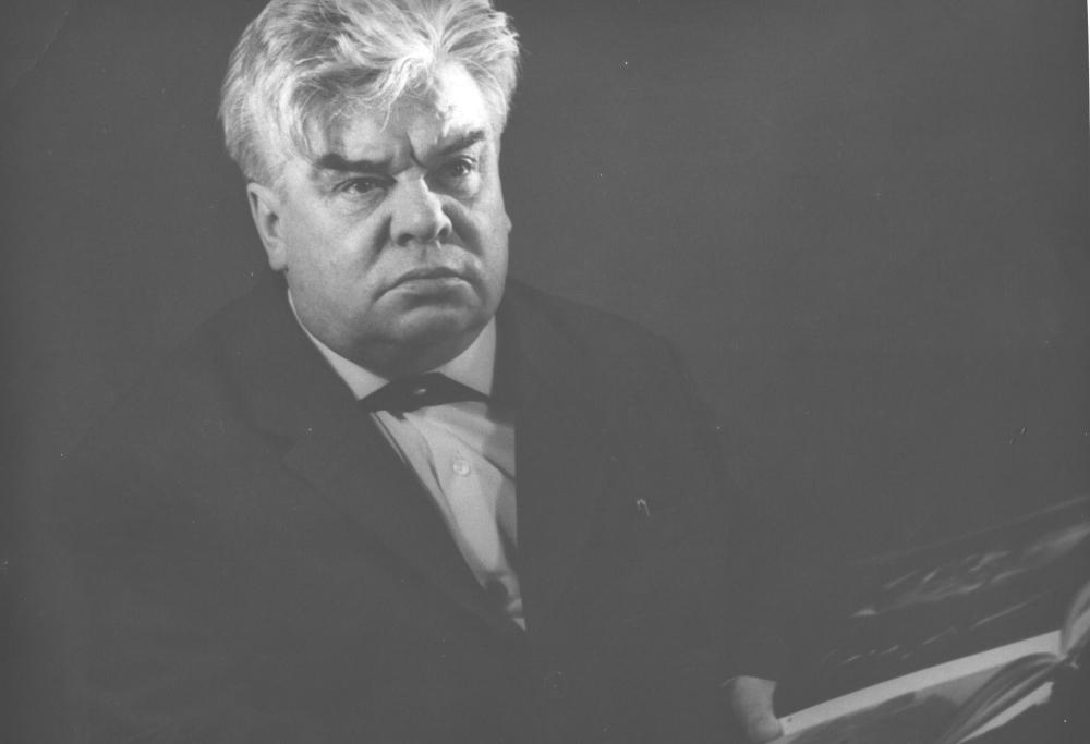 Легенда тверского театра драмы - к 110-летию со Дня рождения Георгия Адольфовича Георгиевского