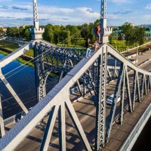 фото В Твери на 5 дней перекроют мост