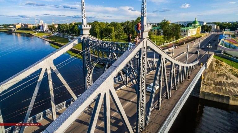 В Твери на 5 дней перекроют мост