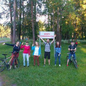 фото Команда турклуба «Азимут» создала маршрут для проекта «Культурный просветительский туризм»