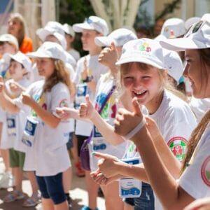 фото Команда детей с диабетом из Тверской области участвует в Диаспартакиаде