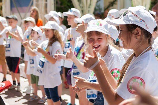 Команда детей с диабетом из Тверской области участвует в Диаспартакиаде
