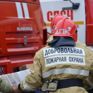 фото В Твери определят лучшую добровольную пожарную команду в ЦФО