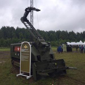 """фото На фестивале """"Нашествие"""" работает зона Армии России"""