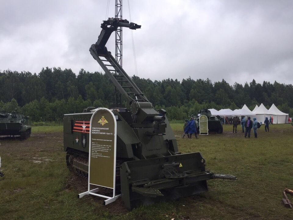 """На фестивале """"Нашествие"""" работает зона Армии России"""