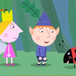 фото Маленькая волшебница Холли и ее друг эльф Бен приедут в Тверь